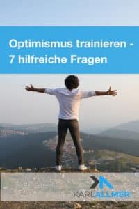 Optimismus trainieren
